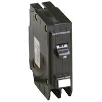 Cutler-Hammer GFTCB120 Ground Fault Type GFTCB Circuit Breaker, 120/240 VAC, 20 A, 1 P, 10 kAIC