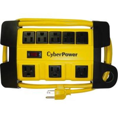 CyberPower DS806MYL 8-Outlet Heavy-Duty Power Strip
