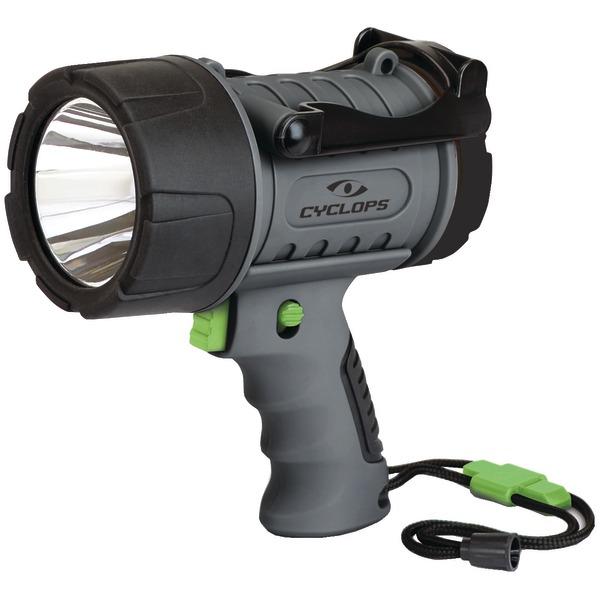 Cyclops CYC-200WP-G 200-Lumen Rechargeable Waterproof Spotlight