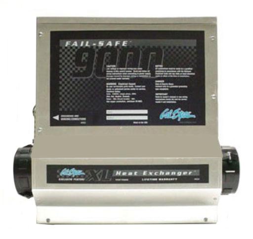 Control System, Cal Spa CS9800P3, EL8M3, Pump1, Pump2, Pump3
