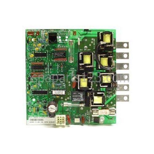 Circuit Board, Cal Spa (Balboa), 1100R1, Duplex Digital, 6 Pin Phone Cable