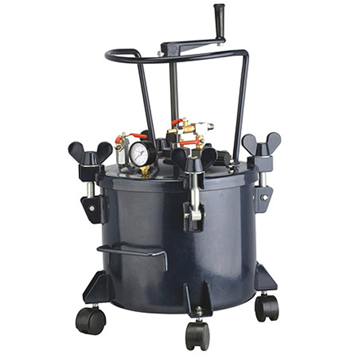 California Air Tools 5 Gallon Pressure Pot
