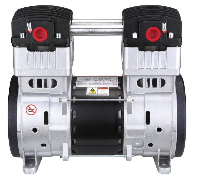 California Air Tools SP-9421 2.0 Hp Ultra Quiet & Oil-Free Air Compressor Motor