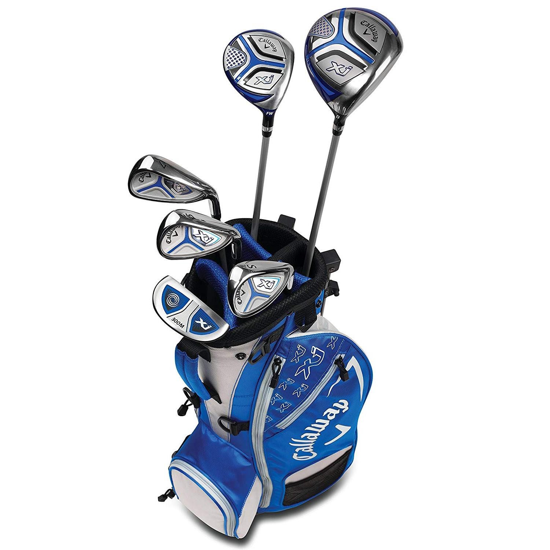 Callaway XJ Junior Golf Set Level 2 RH Blue