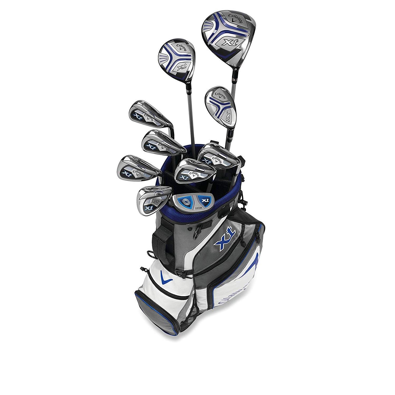 Callaway XT 10-Piece Teen Golf Set LH