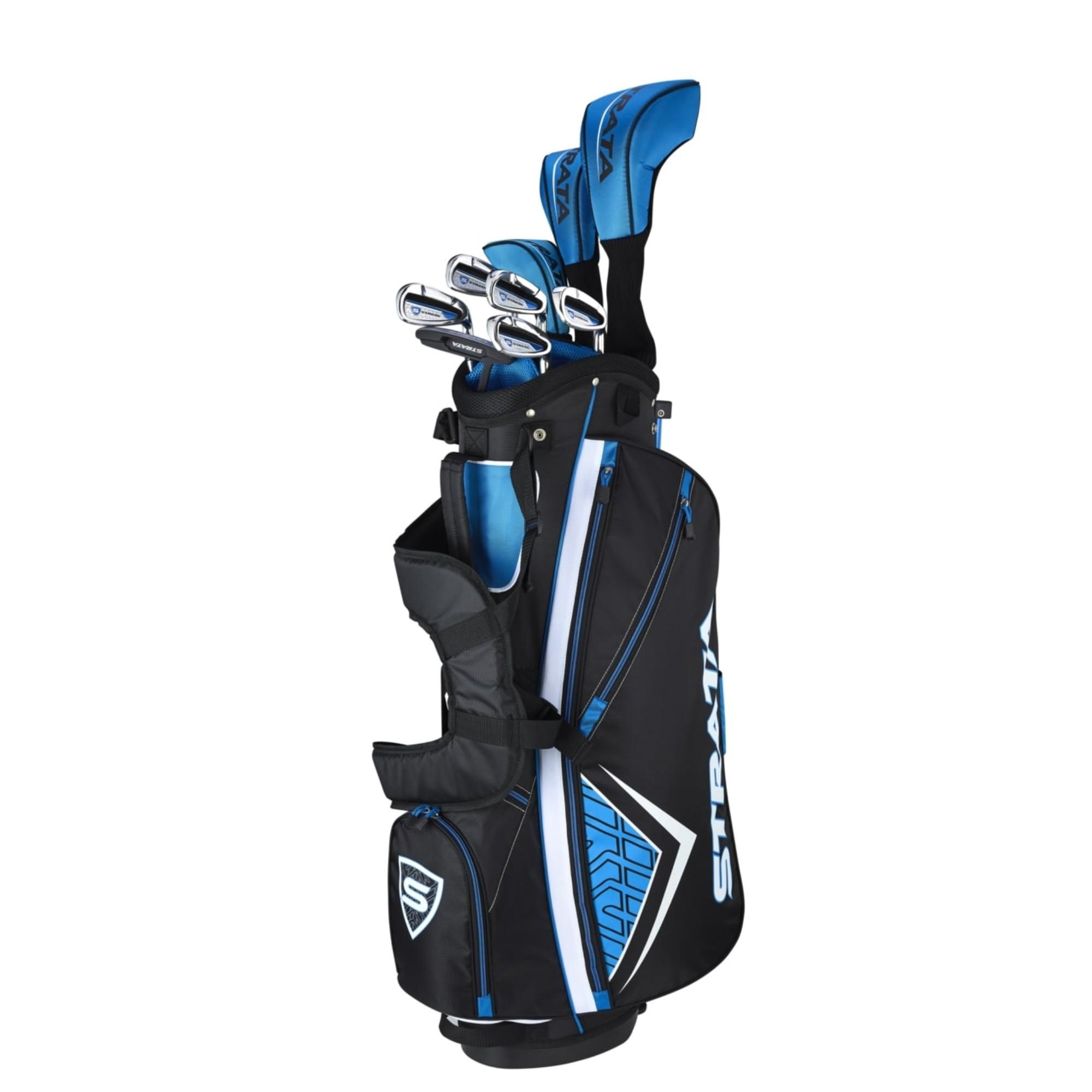 Strata Men's Golf Package Set 12pc Left Hand