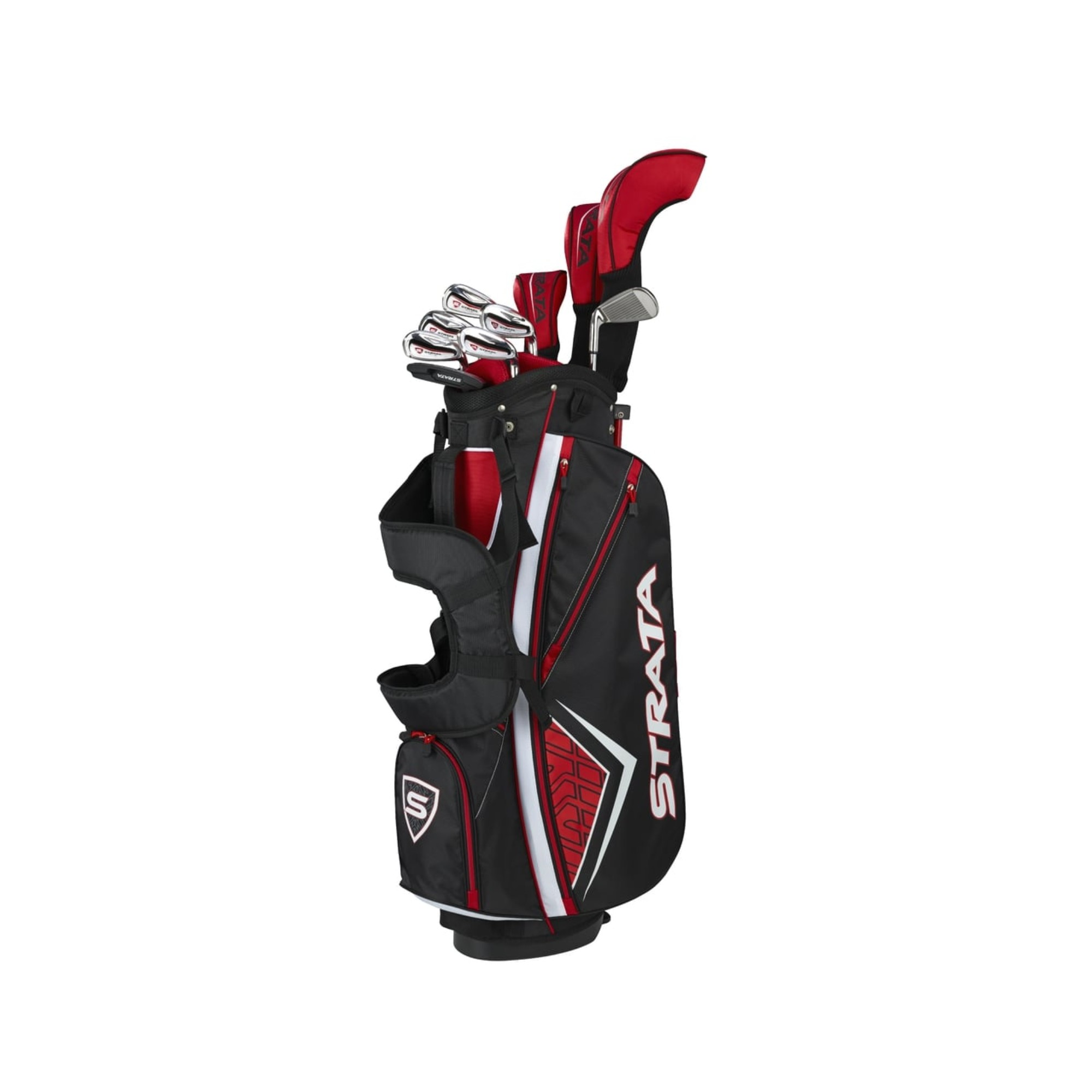 Strata Plus Men's Golf Package Set 14pc Left Hand