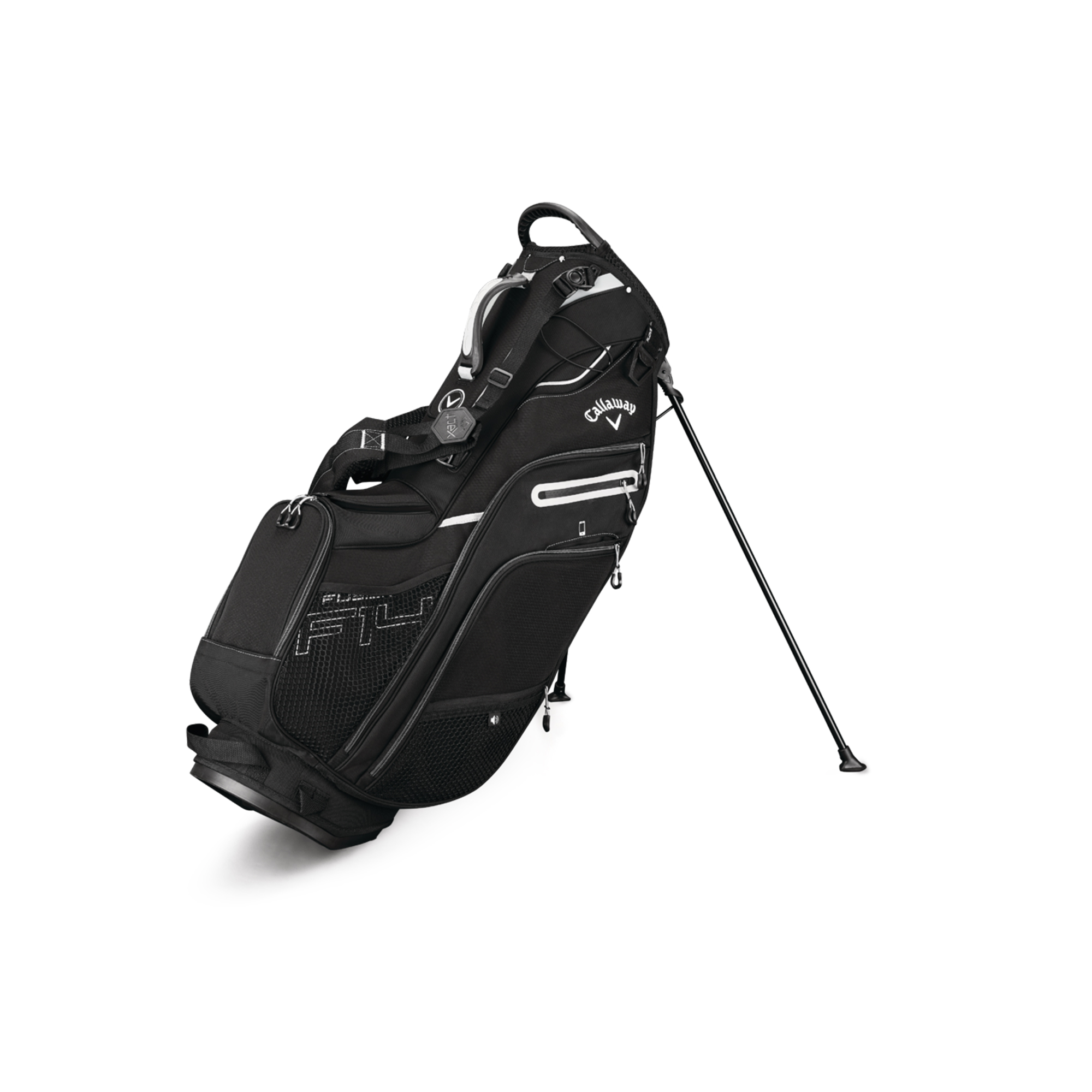Callaway Fusion 14 Golf Stand Bag Black