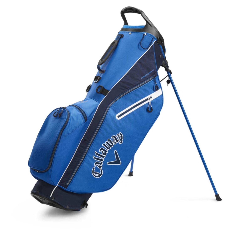 Callaway Golf 2020 Fairway C Slim Stand Bag-Royal-Navy-White