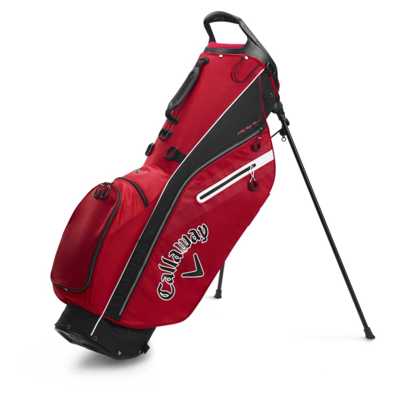 Callaway Golf 2020 Fairway C Slim Stand Bag-Red-Black-White