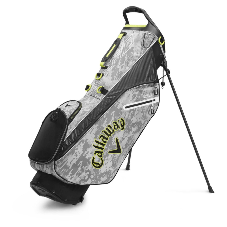 Callaway Golf 2020 Hyperlite Zero Stand Bag-Digi Camo