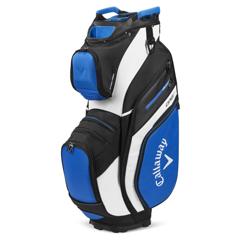Callaway Golf 2020 ORG 14 Cart Bag-Royal-White-Black