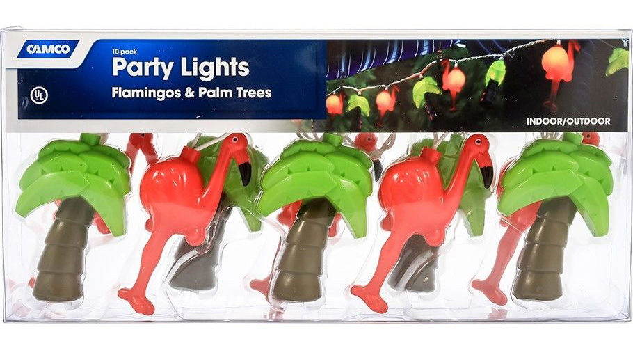 LED Party Lights Flam Trees