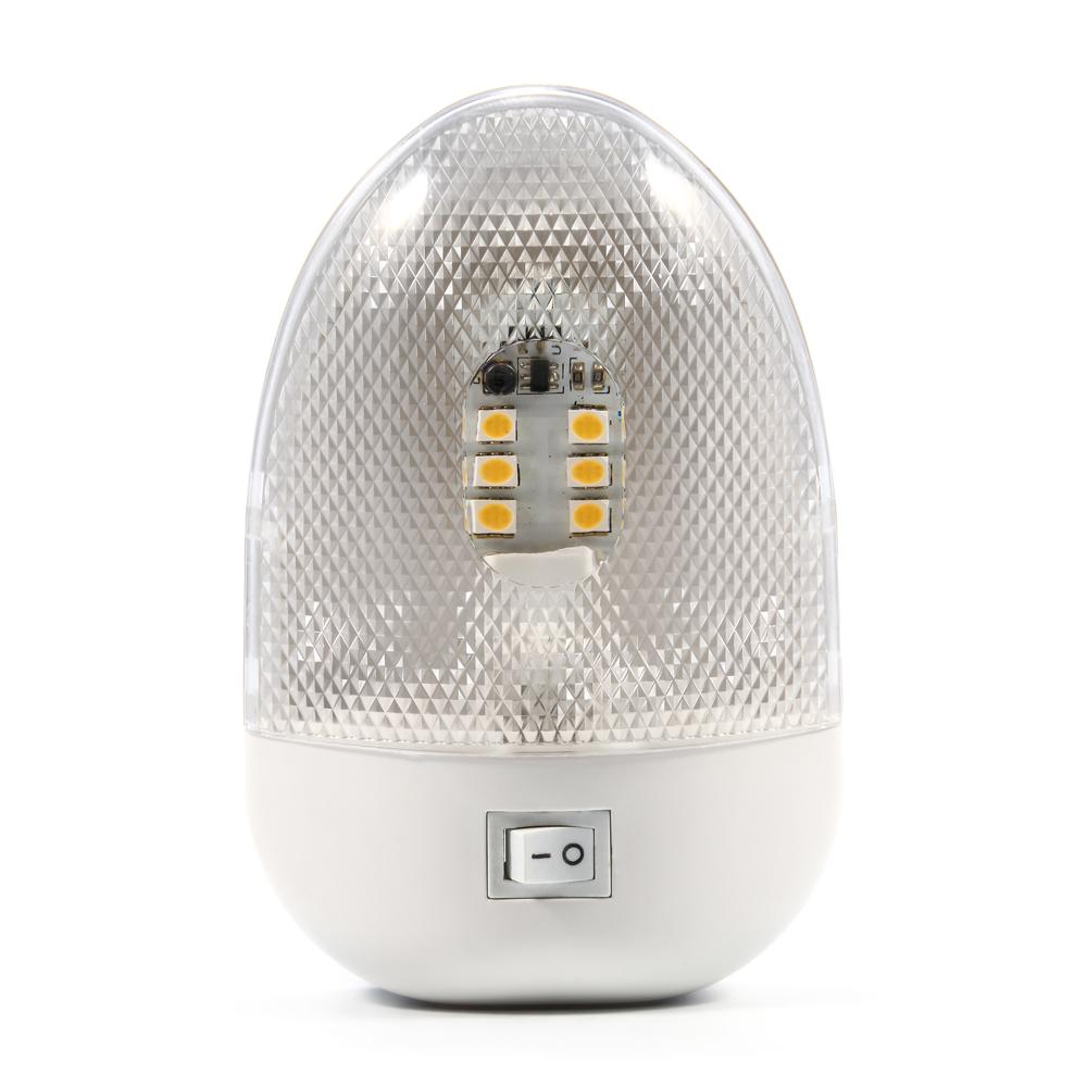 LED, SINGLE, DOME LIGHT, 160 LUMEN, CCSAUS