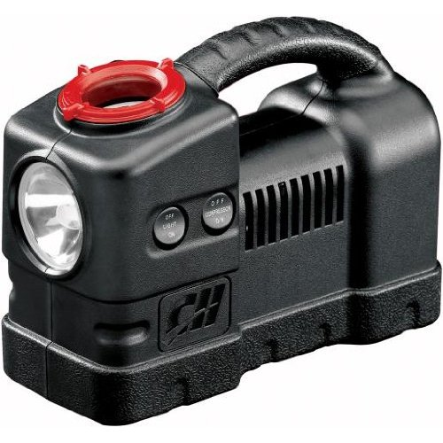12 Volt Inflator w/Gauge & Light