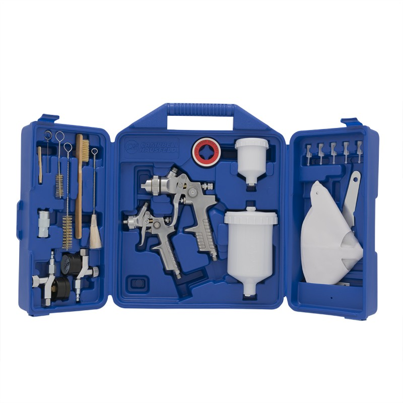 Gravity-Feed Spray Gun Kit