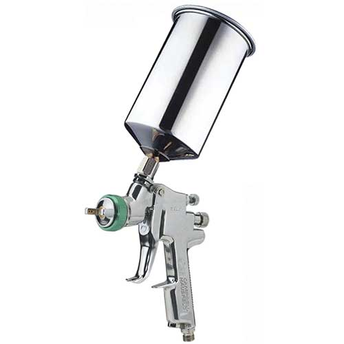 Spray Gun, HVLP Gravity Feed