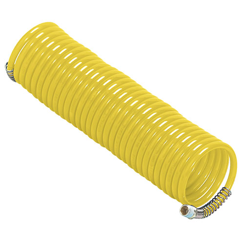 Air Compressor Hose, 25' Recoil Nylon