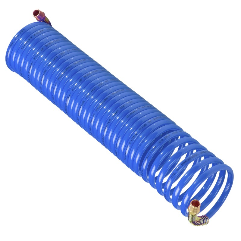 Air Compressor Hose 50 Foot Recoil Nylon