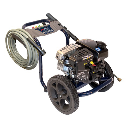 Gas Powered Pressure Washer, 3200 PSI, 2.4 GPM, Axial Pump, Kohler RH265