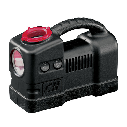 Inflator with Light, 12-Volt