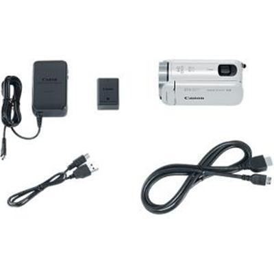 VIXIA HF R800 Camcorder White