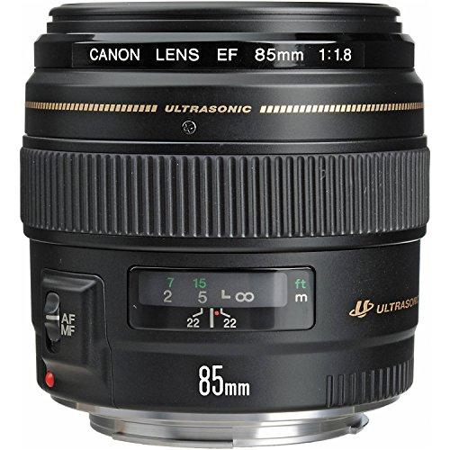 EF 85mm f 1.8 USM Lens