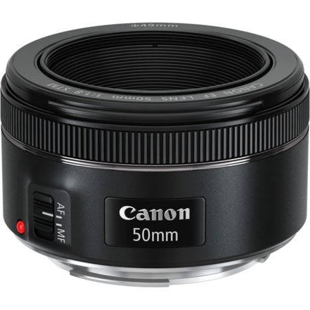 EF 50mm f 1.8 STM Lens