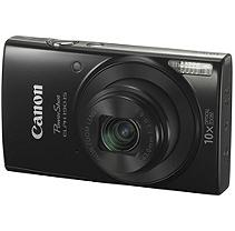 PS ELPH 190 IS 20MP Black