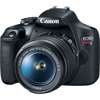Canon EOS REBEL T7 18 to 55mm