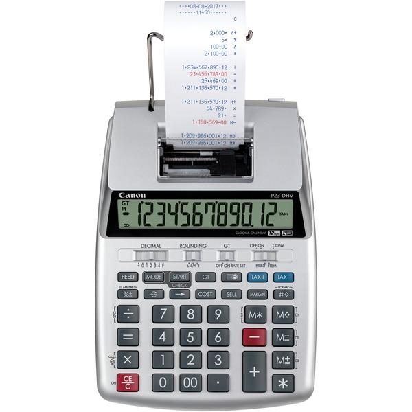 Canon 2279C001 P23-DHV-3 Printing Calculator