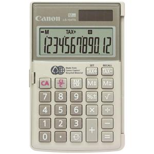 CANON LS-154TG 12-Digit Handheld Calculator