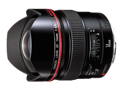 Canon EF 14mm f/2.8L USM Ultra Wide-Angle Lens