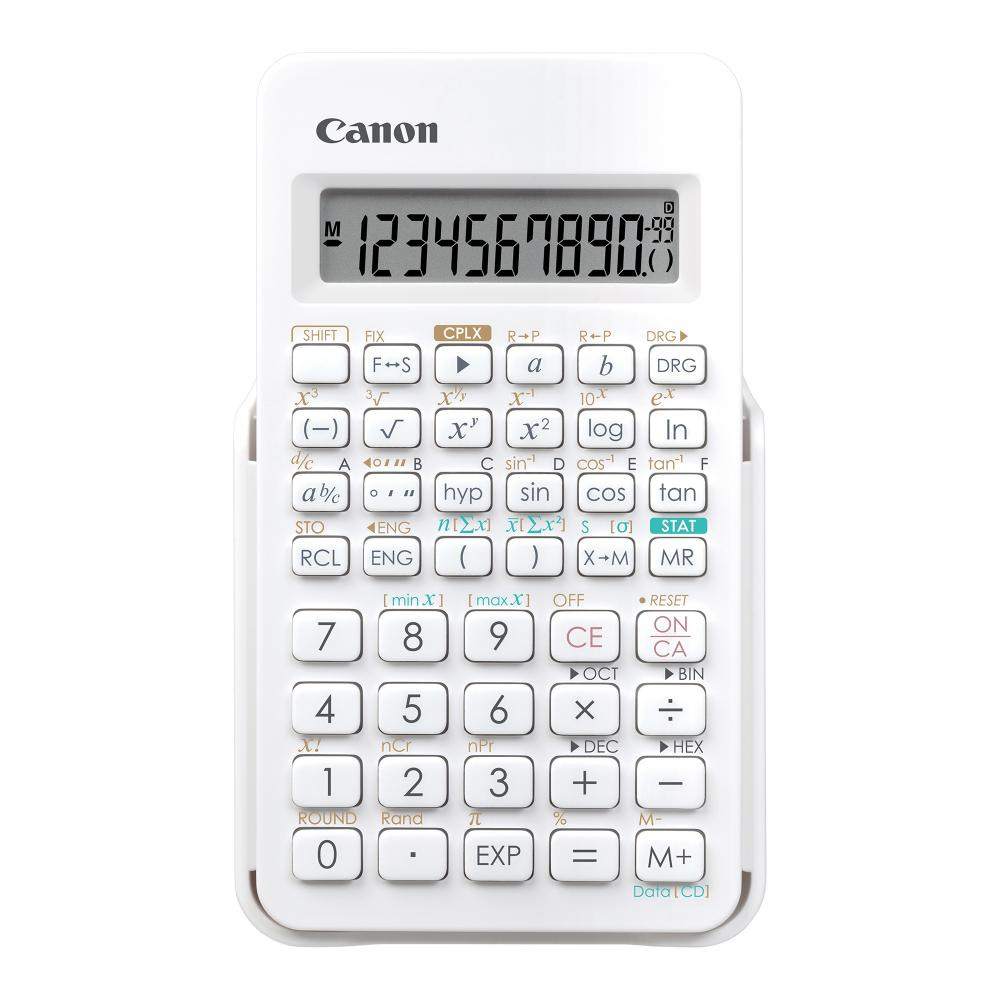 Canon 10+2 digit Scientific Calculator with 154 Functions
