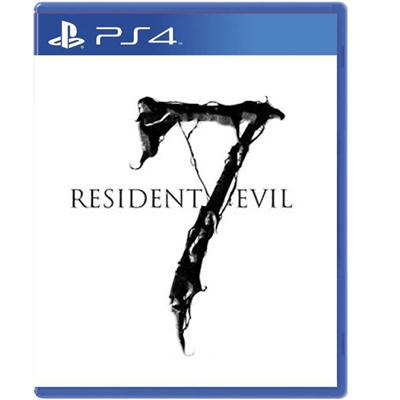 Resident Evil 7 biohazard PS4