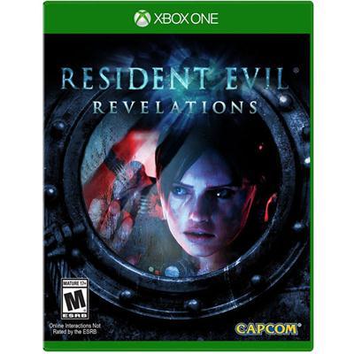 Resident Evil Revelations XB1