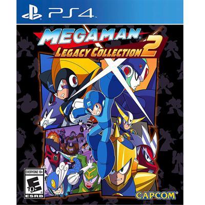 MegaMan Legacy Cllctn Vol2 PS4