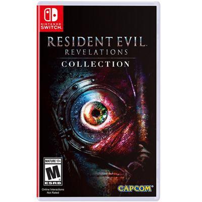 Resident Evil Revelations NSW