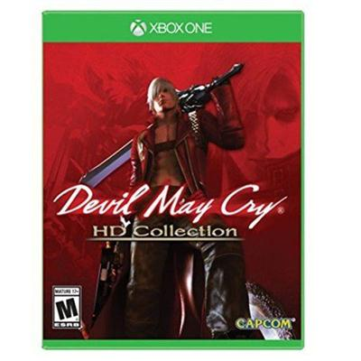 Devil May Cry HD Collction XB1