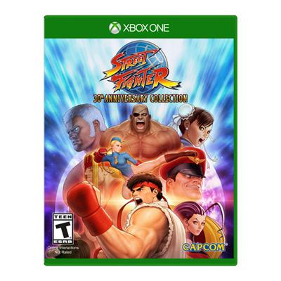 Street Fighter 30th Anniv XB1