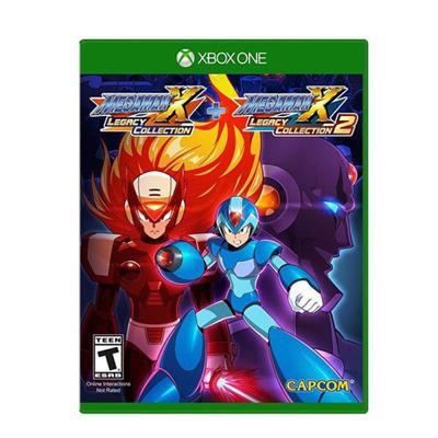 Mega Man X Legacy 1 2  XONE