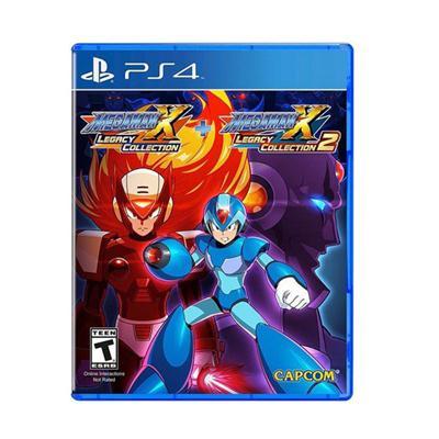 Mega Man X Legacy 1 2 PS4