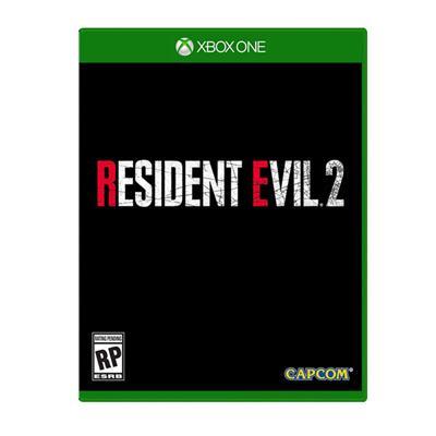 Resident Evil 2  XBOX1