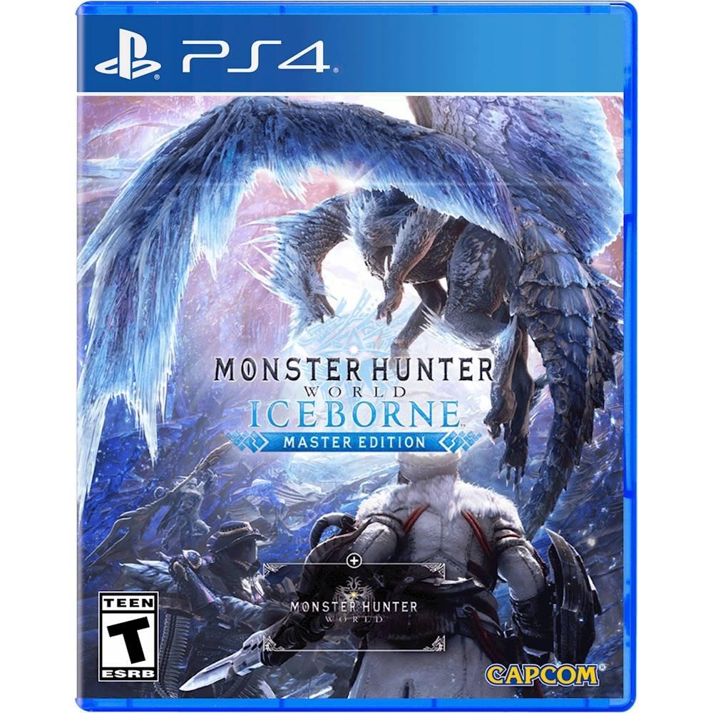 MonsterHunter IceborneMstr PS4
