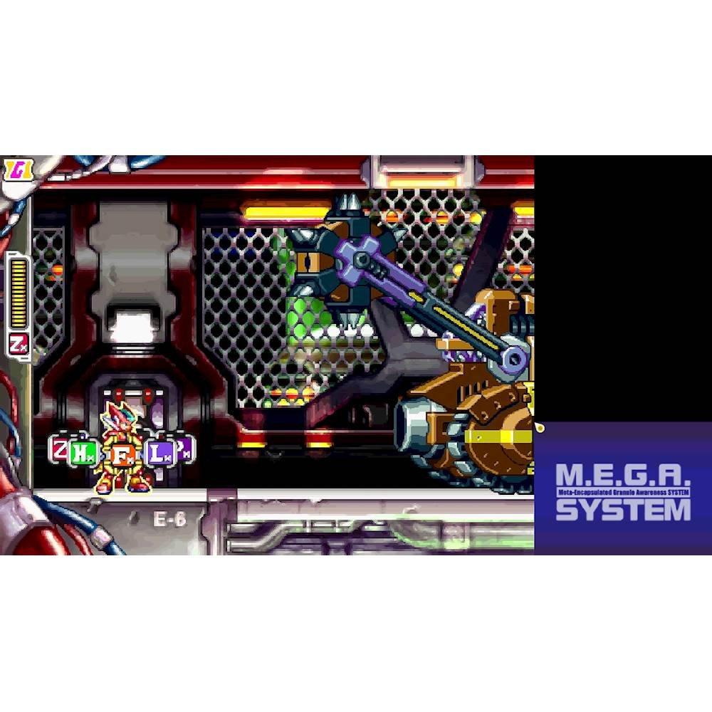 Mega Man Zero/ZX Lgcy Coll XB1