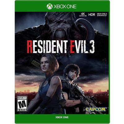 Resident Evil 3 Remake  XB1