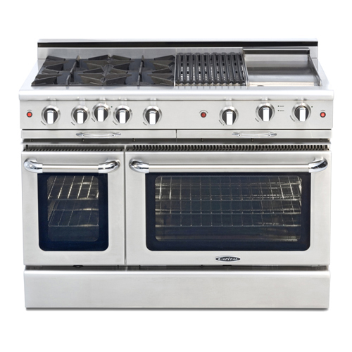 "Capital 48"" Gas SC Griddle Range"