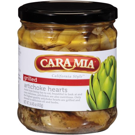 Artichoke Hearts Grilled ( 12 - 14.45 OZ )