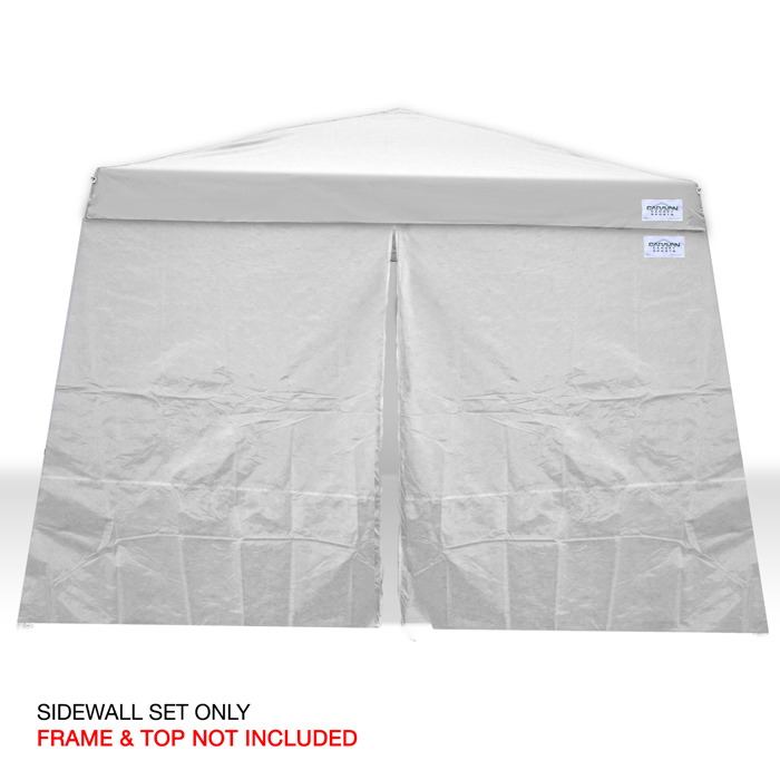 10x10 V-Series 2 Sidewall Kit
