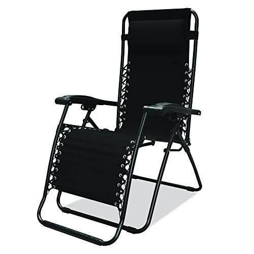 Infinity Zero Gravity Chair - Black
